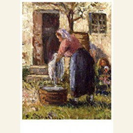 The Laundry Woman, 1898