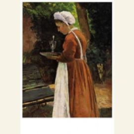 The Maidservant, 1867