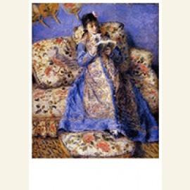 Camille Monet Reading