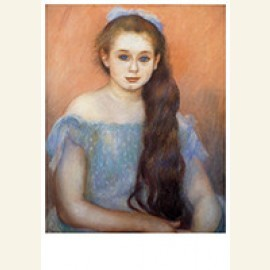 Portrait Of A Young Girl 5