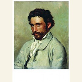 Portrait Of Yurkevich,1879