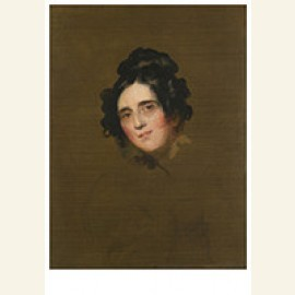 Portrait Of Susan, Countess Of Guilford (1771-1837)