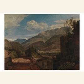 Chateau De St. Michael, Bonneville, Savoy, 1803