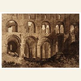 Linlithgow Palace, C.1807