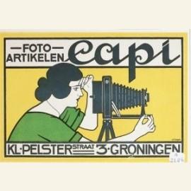 Foto-artikelen Capi, ca. 1923