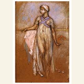 The Greek Slave Girl (Or Variations In Violet And Rose), 188
