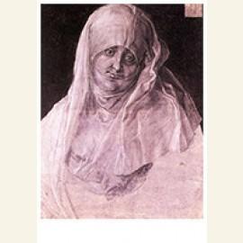 Agnes Dürer As St Anne