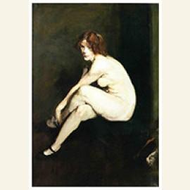 Nude Girl Miss Leslie Hall