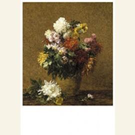 Grand Bouquet De Chrysanthèmes