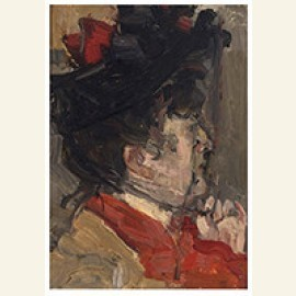 Een Portret Van Therese Schwartze