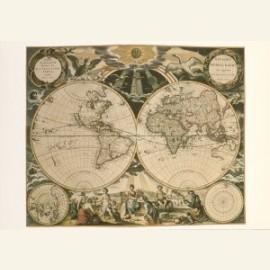 De zee-atlas ofte water-wereld van Pieter Goos