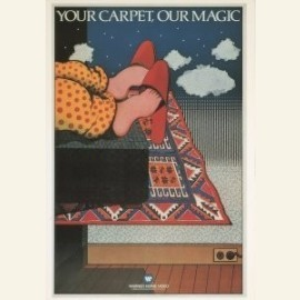 Your Carpet, Our Magic, poster: New York