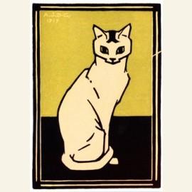 Witte kat, 1917