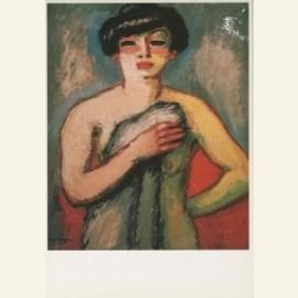 Portret van Fernande Olivier, Portait de Fernande