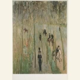 Het pad der deugd, Le sentier de la vertu, 1913