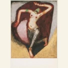 De Indische danseres, La Danseuse Indienne, 1907