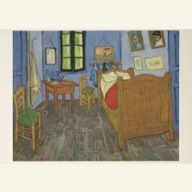 Vincent's bedroom, 1889