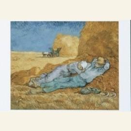 La meridienne ou La sieste