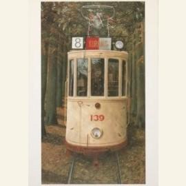 Herfst tram