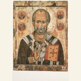 St. Nicholas / Mid XII century