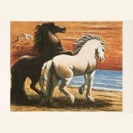 Twee paarden, 1926-27
