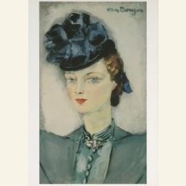 Het blauwe hoedje, 1897
