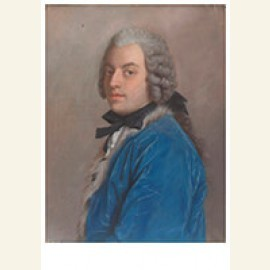 Portrait of Count Francesco Algarotti, 1745