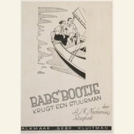 H.Borrebach/Babs bootje krijgt