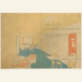 G.Rietveld/Meubels om zelf/CMU