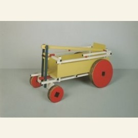 Bolderwagen, 1922-1923