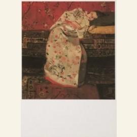 Meisje in witte kimono / Girl in white kimono, 189