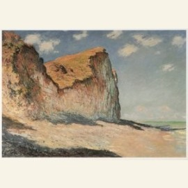 Berg bij Pourville / Rocks near Pourville, 1882