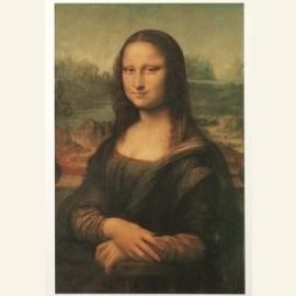 Mona Lisa (La Gioconda), 1503-05