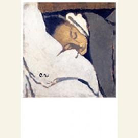 Girl Sleeping, 1892