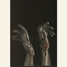 A.Rodin/Twee handen /MR