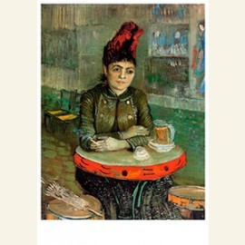 In the Café: Agostina Segatori in Le Tambourin, 1887