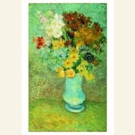 Bloemen in bl.vaas