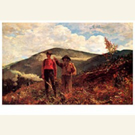 The Two Guides, 1875