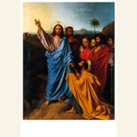 Christ Giving Peter the Keys of Paradise, 1820