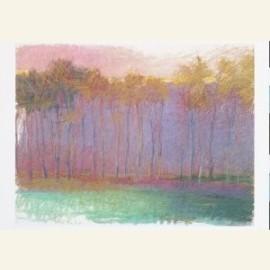 Kahn, W./A Strange Violet