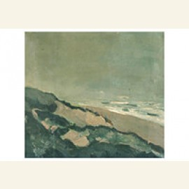 Dunes and Sea, 1912