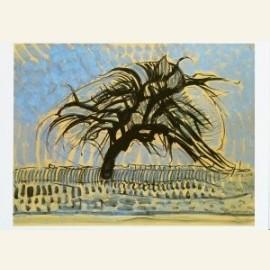 De blauwe boom, 1908/09?