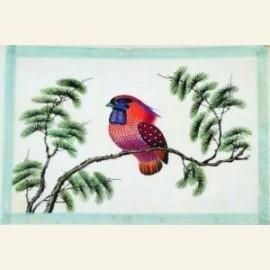 Vogels uit album Chinese schil