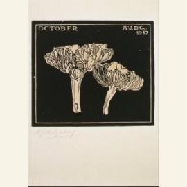 Paddestoelen/October, 1917