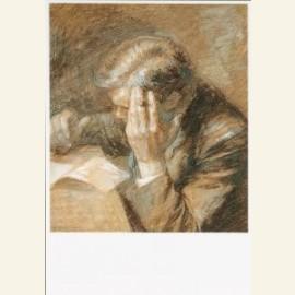 Portret van Frederik van Eeden, 1995