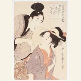 japanse houtsnede