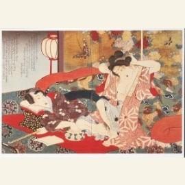 Sho-utushi Aloi genji 1851