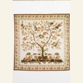 Amerikaanse quilt, ca. 1825-1830