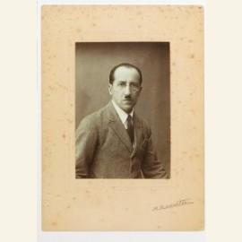 Piet Mondriaan (1872-1944), Parijs 1922
