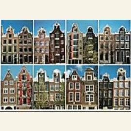 8 Couple-Gables (Echtparen), Amsterdam